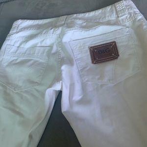D&G pants size 38